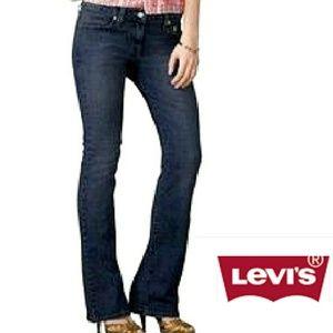 Levi's 545 Low Boot Cut Jeans 6